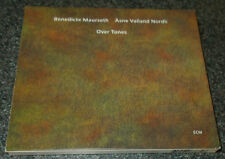 BENEDICTE MAURSETH/ASNE VALLAND NORDLI-OVER TONES-2014 ECM CD+SLIPCASE-MINT