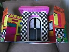 Vintage Barbie Family House, Mod House open up