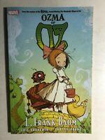 OZMA OF OZ (2014) Marvel Comics TPB 1st VG+/FINE-