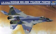 "Trumpeter 1/32 Russian MIG-29M ""Fulcrum"" Fighter Plastic Model Kit 2238"