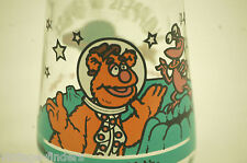 Henson Muppets in Space #3 Fozzie Bear Gets Giggle Jelly Jar Glass Animation Art