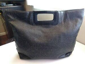 Victoria Secret Black Sparkle Large Clutch purse