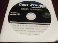 COOL TRACKS KARAOKE DISC CT0001 EVANESCENCE CD+G POP