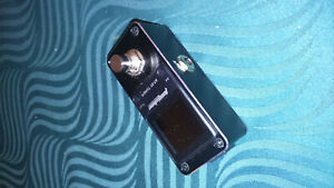 Tomsline Engineering Tuner Effect Pedal -->Small footprint and accurate<--