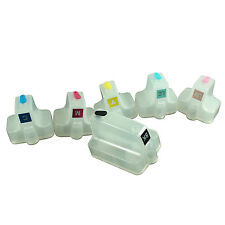 HP 02 HP02 C5100 C5140 C5150 C6150 C6200 C6240 C6250 refillable ink cartridge