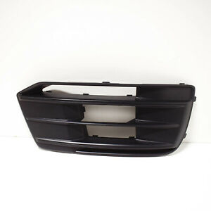 Audi Q5 80A Front Bumper Right Side Grille 80A807680 4W3 NEW GENUINE