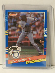 1991 Donruss - Ken Griffey Jr #49 - MLB