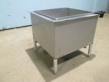 """Selmix Revere"" H.D. Commercial 9 Circuits Under Counter Ss Cold Plate Ice Bin"