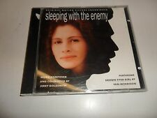 CD  Sleeping With The Enemy von Jerry Goldsmith(1991)