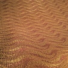"Vintage Speaker Cloth, ""The Wave"", 18� x 24"", 2 for 1 , Shipping Changes !"