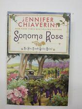 Sonoma Rose (Elm Creek Quilts Novels (Dutton Hardcover))  (ExLib)