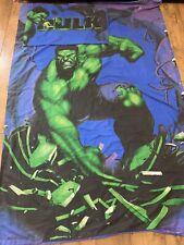 Hulk Character Bedding Single Bed Avengers Superhero Boys Girls Kids