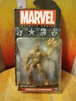 Marvel Legends Series SANDMAN action figure Sand Variant, HTF! (3.75 inch)