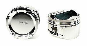 Manley Pistons Acura TSX Element CRV K24 K24A2 K24A4 87mm 11.5:1 611100-4