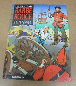 GATY - BARBE-ROUGE - LA GUERRE DES PIRATES - EO 1997 ( TBE )