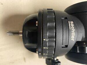 Sachtler 0407 FSB 6 Fluid Head with Sideload Mechanism
