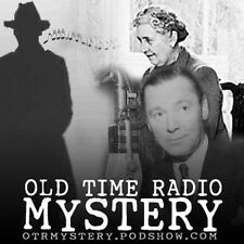 OLD TIME RADIO MYSTERY / THRILLER  SHOWS, 5256 MP3 EPISODES ON 3 DVD DISKS (OTR)