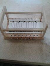"12 Bar Wire Soap Cutter 3/4"" handmade wooden soap cutter/soap loaf cutter HDPE"