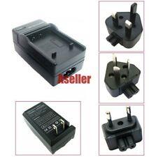 Battery Charger For Konica Minolta NP-400 DiMAGE A1 A2 / Pentax D-LI50 K10 K10D
