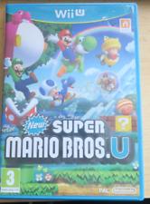 New Super Mario Bros. U Nintendo Wii U Game WiiU Super Mario Bros U