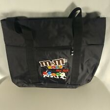 """M&M's World New York Embroidered Side Bag 18"""" x 16"""""""