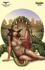 Zenescope Grimm Fairy Tales Volume #2 Issue #15 Cover H MegaCon LTD 350 Krome