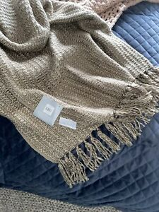 Mercer And Reid Luxury Collection Monti Throw Rug Nwt