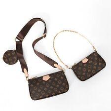 Women's Designer Messenger Shoulder Bag Ladies Handbag Chain Package USA