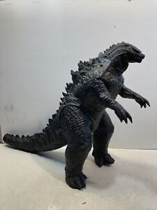 """2014 Jakks Pacific Giant Godzilla - 24"""" tall, 34"""" long. Great condition."""