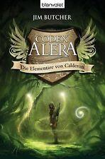 Codex Alera 1: Die Elementare von Calderon von Butcher, Jim | Buch | Zustand gut