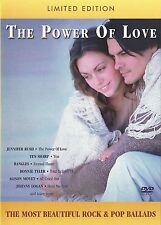 The Power Of Love  New dvd   (Soul Asylum ,Alison Moyet,Ten Sharp)
