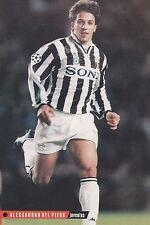 CALCIO FOTO > ALESSANDRO DEL PIERO JUVENTUS 1995-96