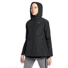 Nike Sportswear Woven Bonded Tech Jacket Black 883489-010 Women's Size M