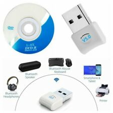 USB Bluetooth 5.0 Wireless Adapter 2 in 1 Dongle For Multi Device Connection yu