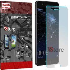 """Pellicola in Vetro Temperato per Huawei P10 Plus Salva Proteggi Display LCD 5,5"""""""