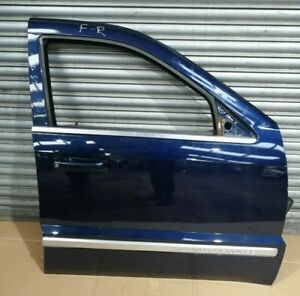 Jeep Grand Cherokee MK3 WK WH 2004-2010 Front Right Driver Offside Blue Door