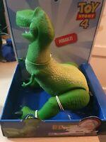 Disney Toy Story 11 Inch Rex  Dinosaur Figure