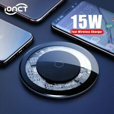 IONCT 15W Fast Wireless Charger