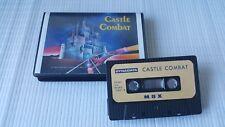 MSX Game - Castle Combat