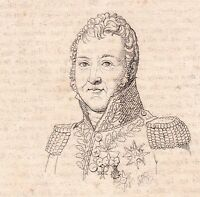Louis-Philippe Ier duc d'Orléans Roi de France Monarchie de Juillet 1821