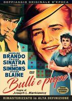 Bulli E Pupe (1955) DVD A&R PRODUCTIONS *NUOVO*