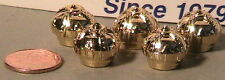 Standard Oil Gold Crown Valve Cap Set of 5 Ford Chevrolet Dodge Plymouth etc.