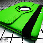"""GREEN Leather Book Case BookCase Cover Pouch for Apple iPad Pro/iPadPro 10.5"""""""
