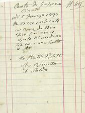 Pagamento Medicazione Bove Fattoria il Palazzuolo Tavarnelle Veterinario 1890