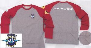 Original Mv-Agusta Shirt Agostini Ago Long Sleeve Shirt Size M New