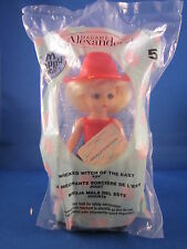 McDonalds Happy Meal Madame Alexander Wizard Of Oz Wicked Witch Doll #5 2007