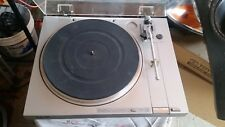 VINTAGE  TURNTABLE RECORD PLAYER SONY PS-LX2