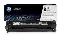 Genuine HP CF210X (131X) Black High Capacity Toner Cartridge | FREE 🚚 DELIVERY