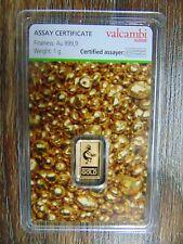 1g Auropelli-Goldbarren Responsible Gold - ESG/Valcambi