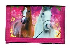 I Love Horses childrens purse / wallet by Portfel